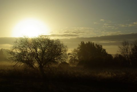Kall Valley in autumn
